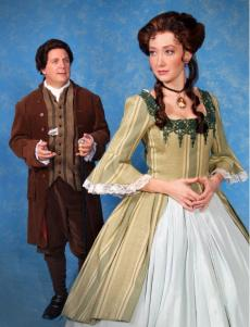 Abigail Adams in 1776