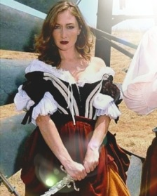 Aldonza in Man of La Mancha