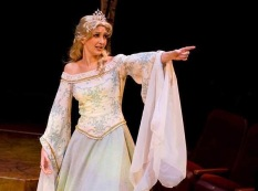 Guenevere in Camelot
